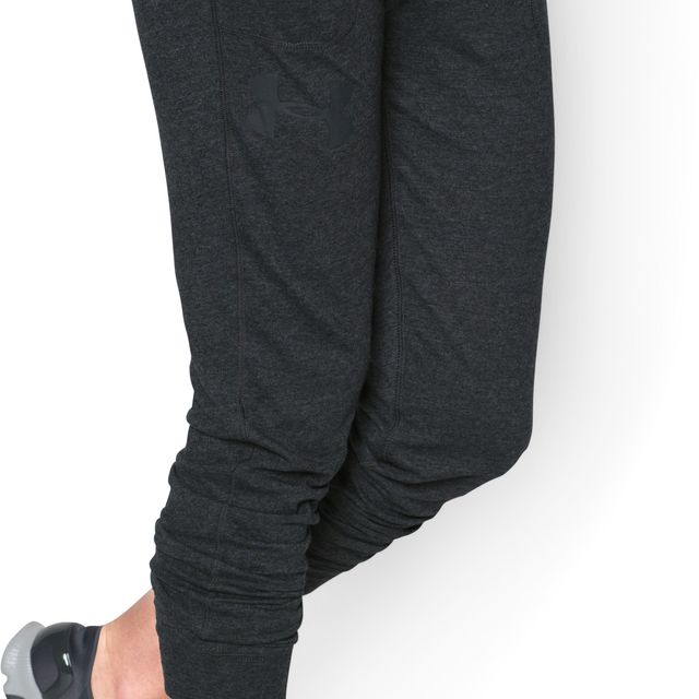 Under Armour Tri-Blend Pant in Schwarz