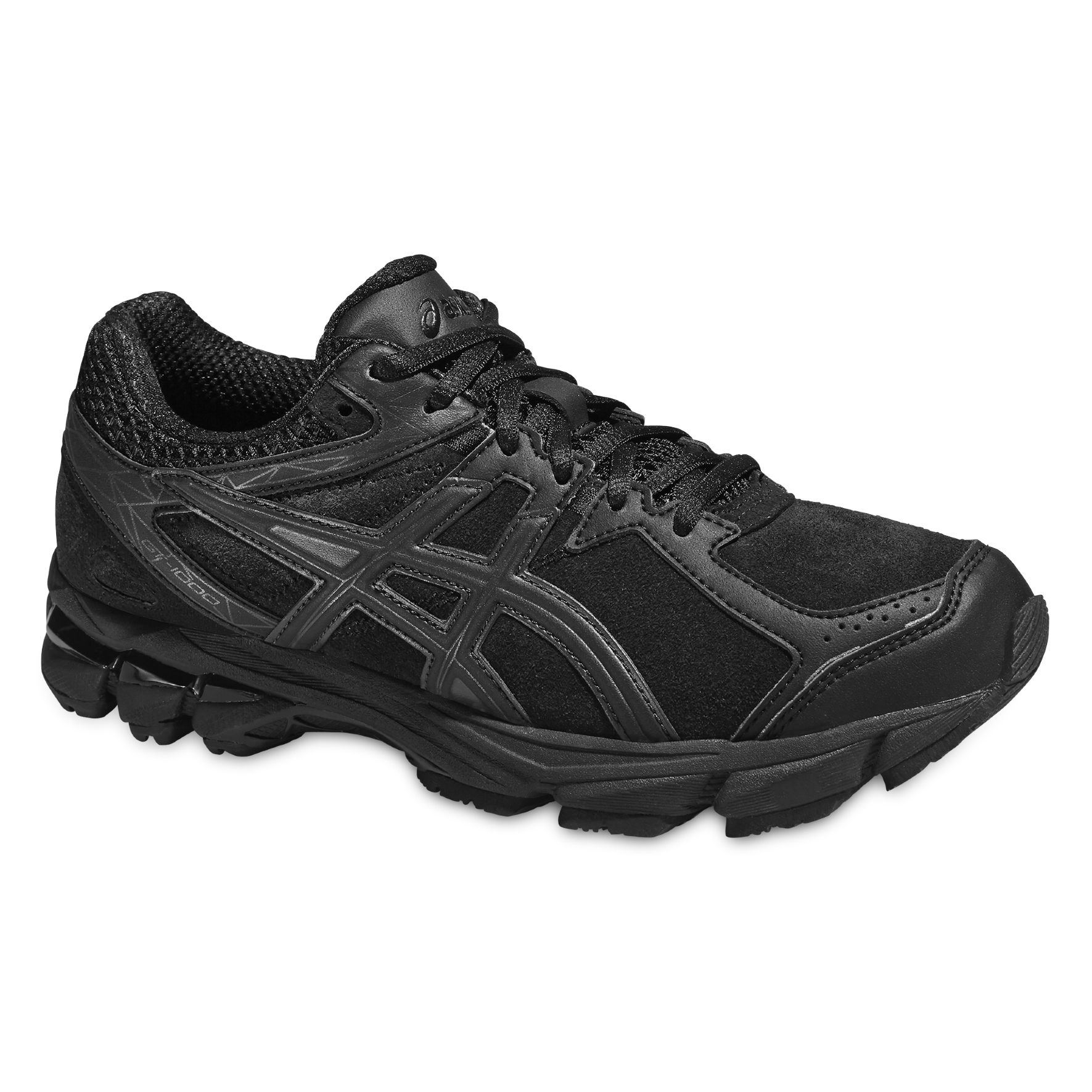 Asics Lady GT-Walker in Schwarz