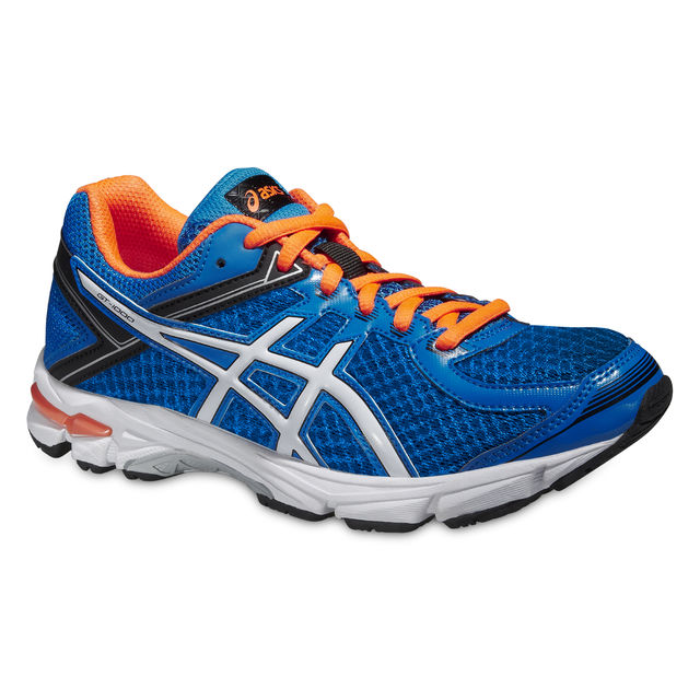 Asics GT-1000 4 GS in Blau