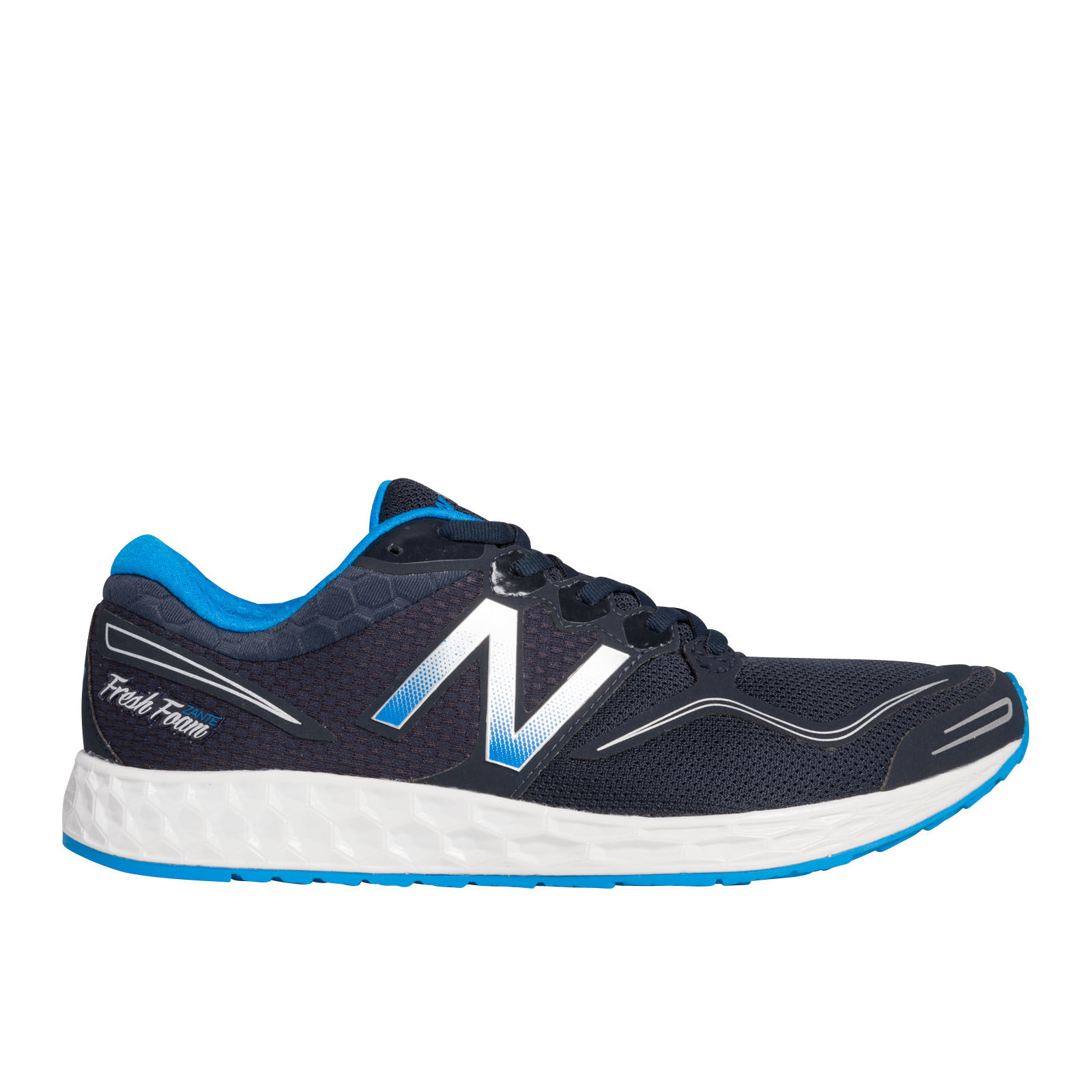 New Balance Zante in Blue/Grey