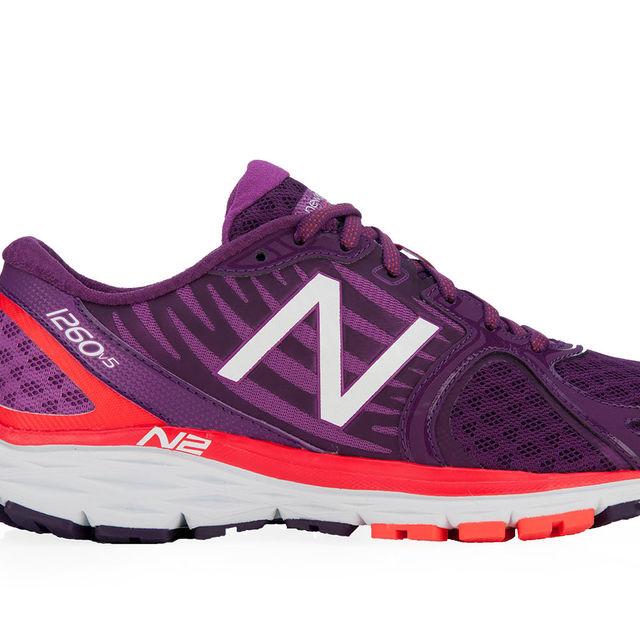 New Balance Lady 1260 V5 in Purple/Orange
