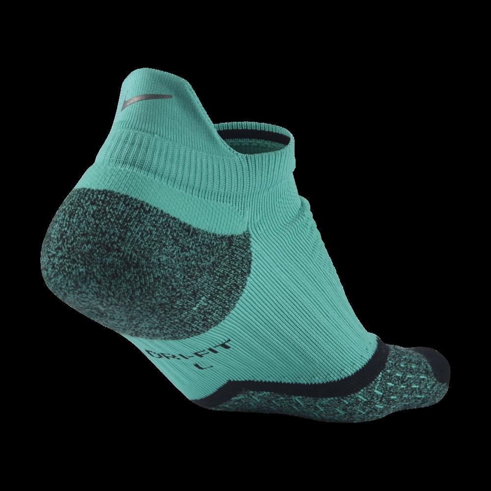 Nike Elite Running Cushion Now Show in Blau