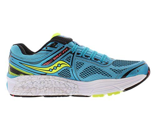 Saucony Lady Omni 14 narrow in Blau