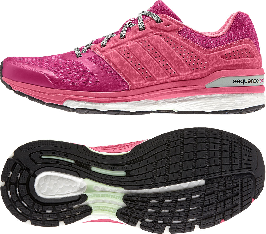 Adidas Lady SN Sequence Boost 8 in Pink