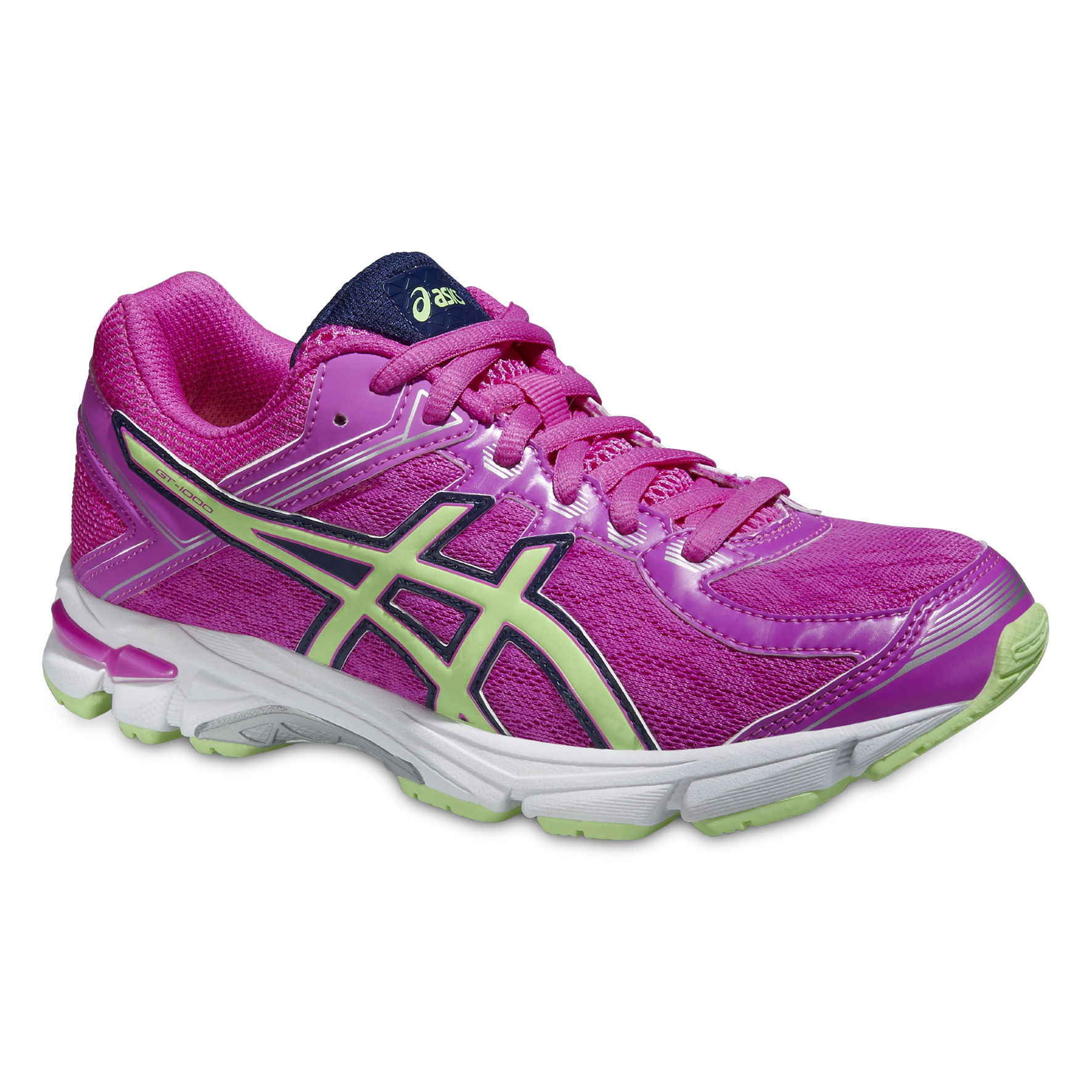Asics GT-1000 4 GS in Pink