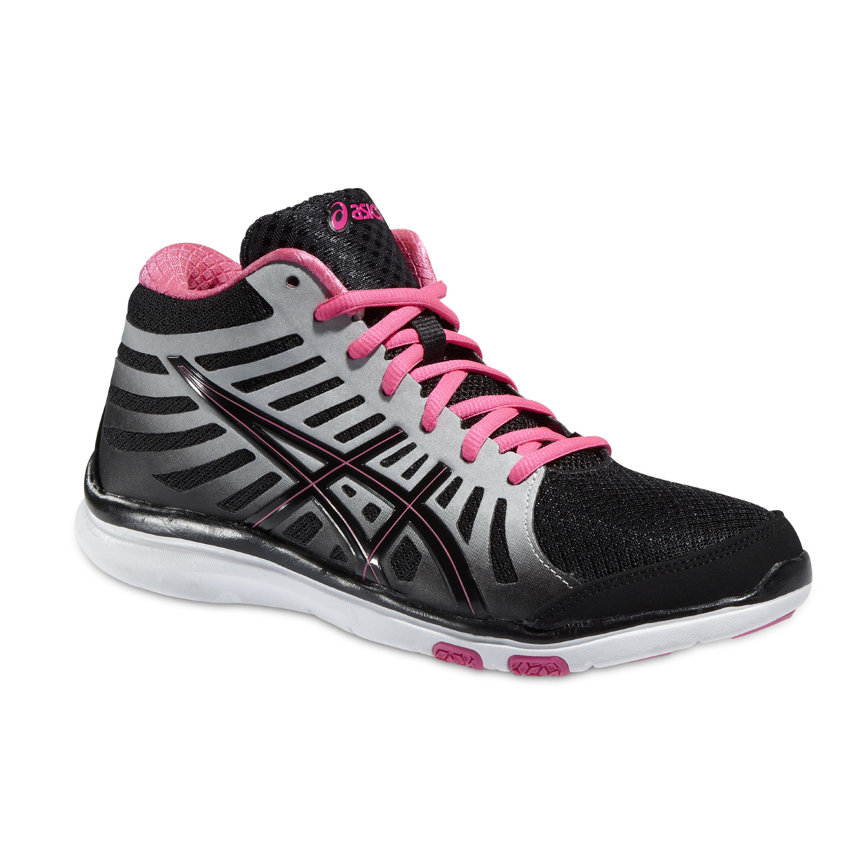 Asics Ayami Motion MT in Schwarz