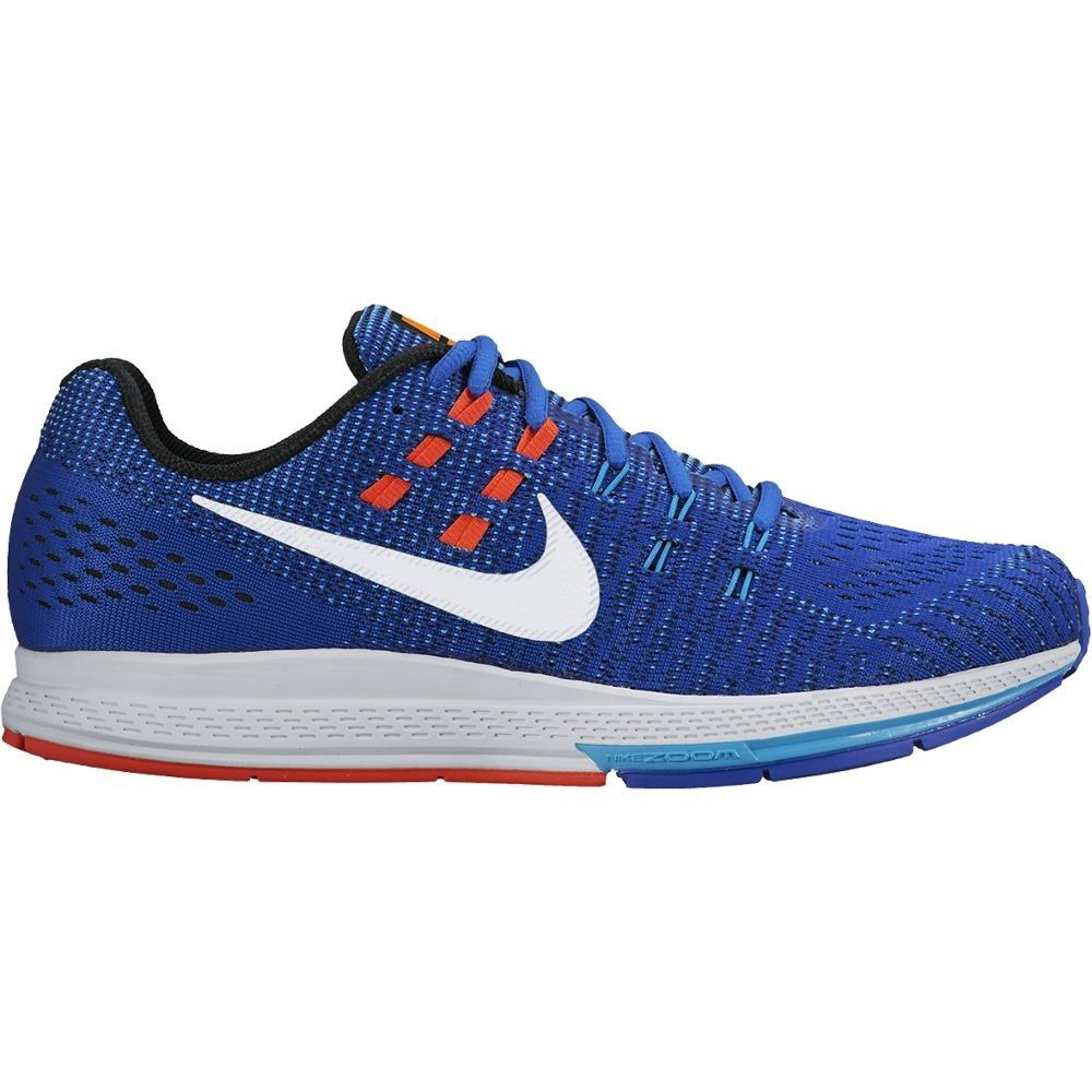 Nike Air Zoom Structure 19 in Blau