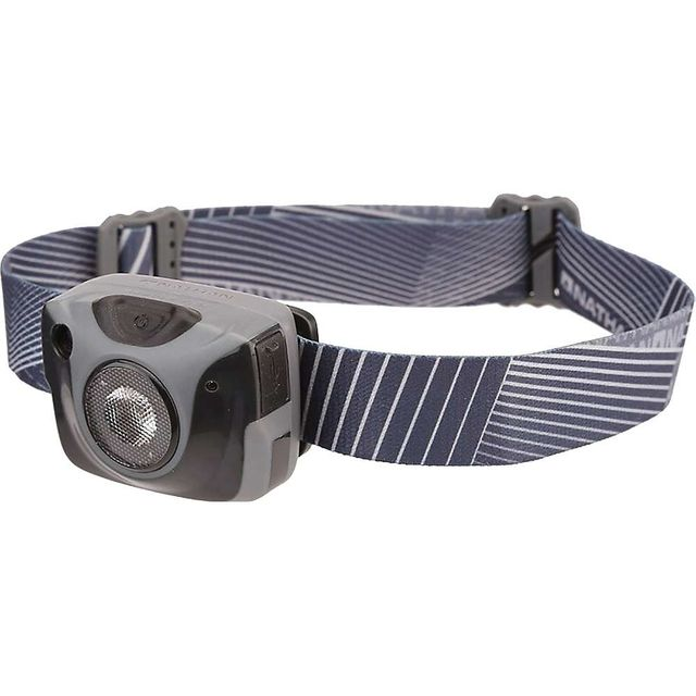 Nathan Nebula Headlamp in Schwarz