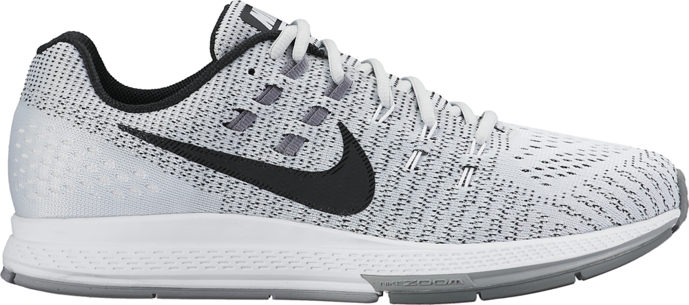 Nike Air Zoom Structure 19 in Grau