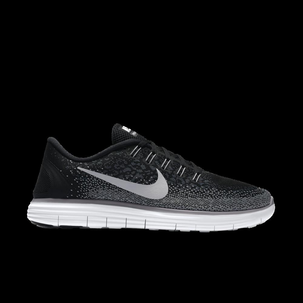 Nike Free Distance in Schwarz