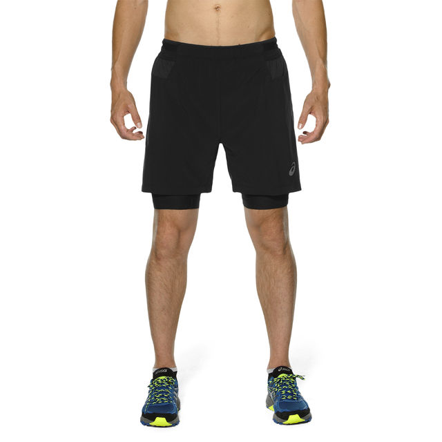 Asics Fujitrail 2in1 Short