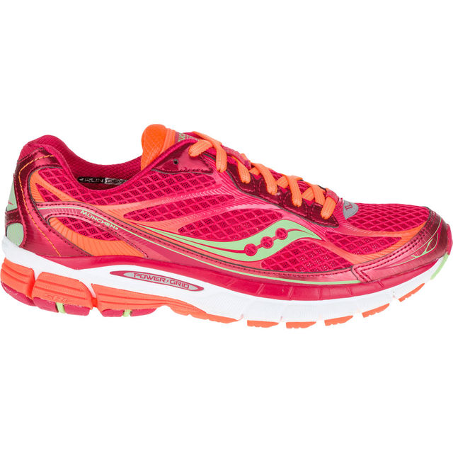 Saucony Lady München 2 in Rot