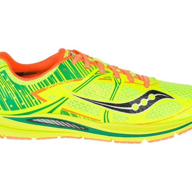 Saucony Fastwitch 7 in Gelb