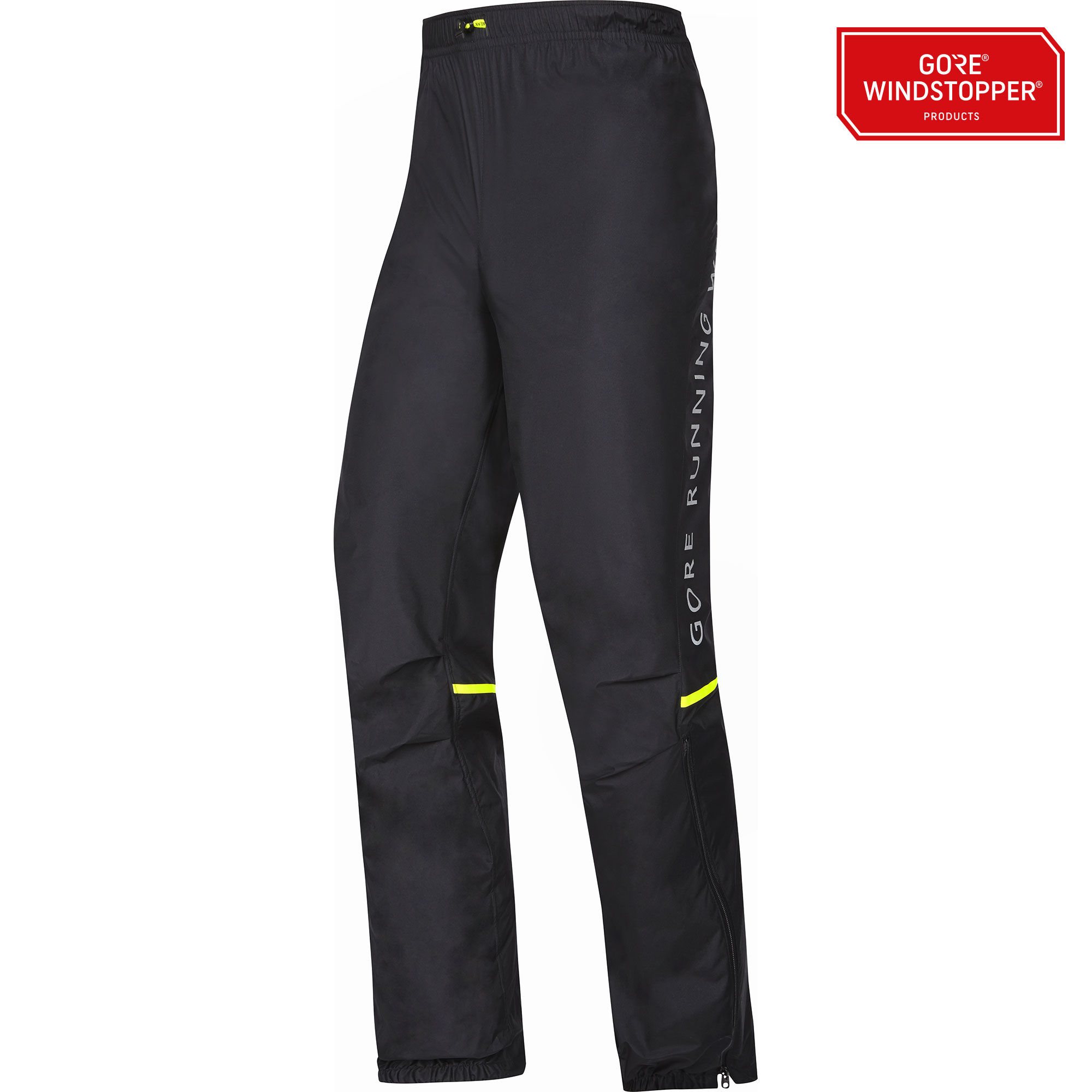 Gore Fusion WS AS Pants in Schwarz