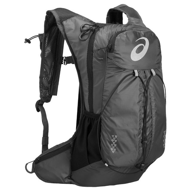 Asics Lightweight Running Backpack in Schwarz