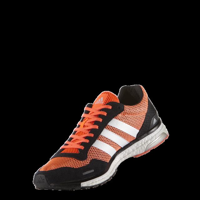 Adidas Adizero Adios Boost 3M in Schwarz