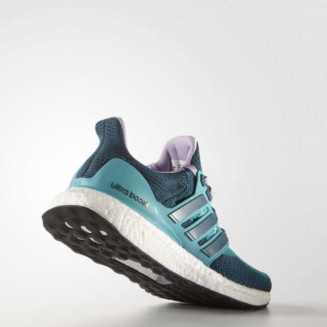 adidas Ultra Boost w in Grün