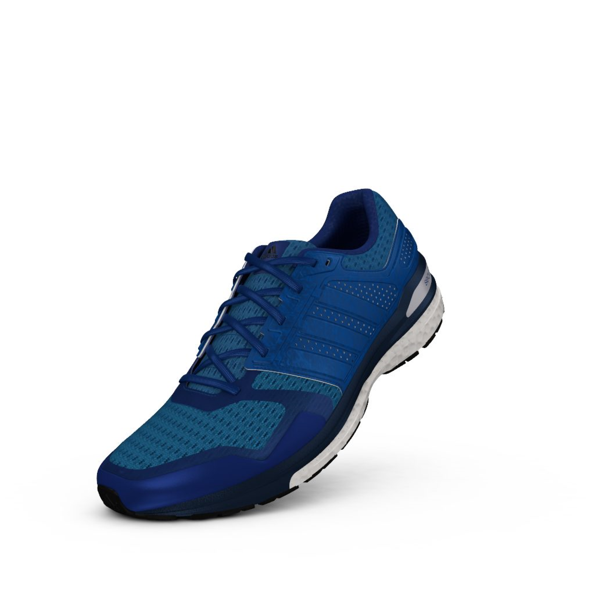 Adidas Sequence Boost 8 Refl. in Eqt Blue Mineral Blue