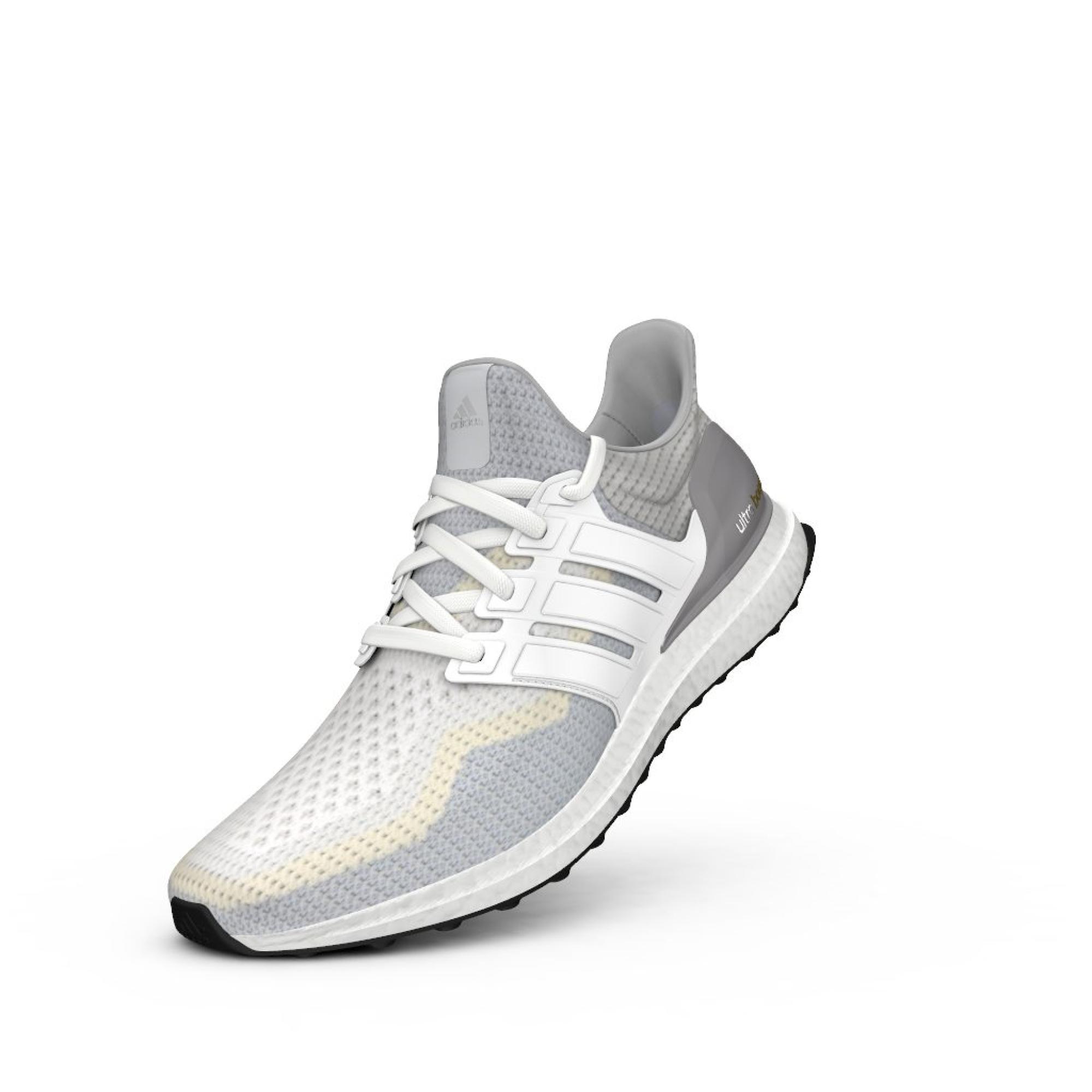 Adidas Ultra Boost in Weiß