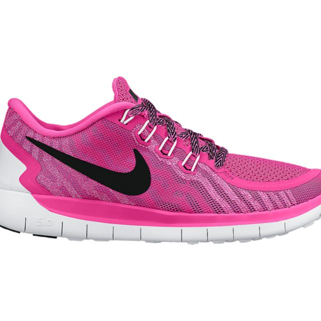 Nike Free 5.0 GS Girls in Pink