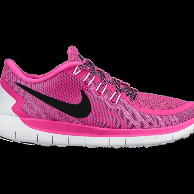 Nike Free 5.0 GS Girls in Pink
