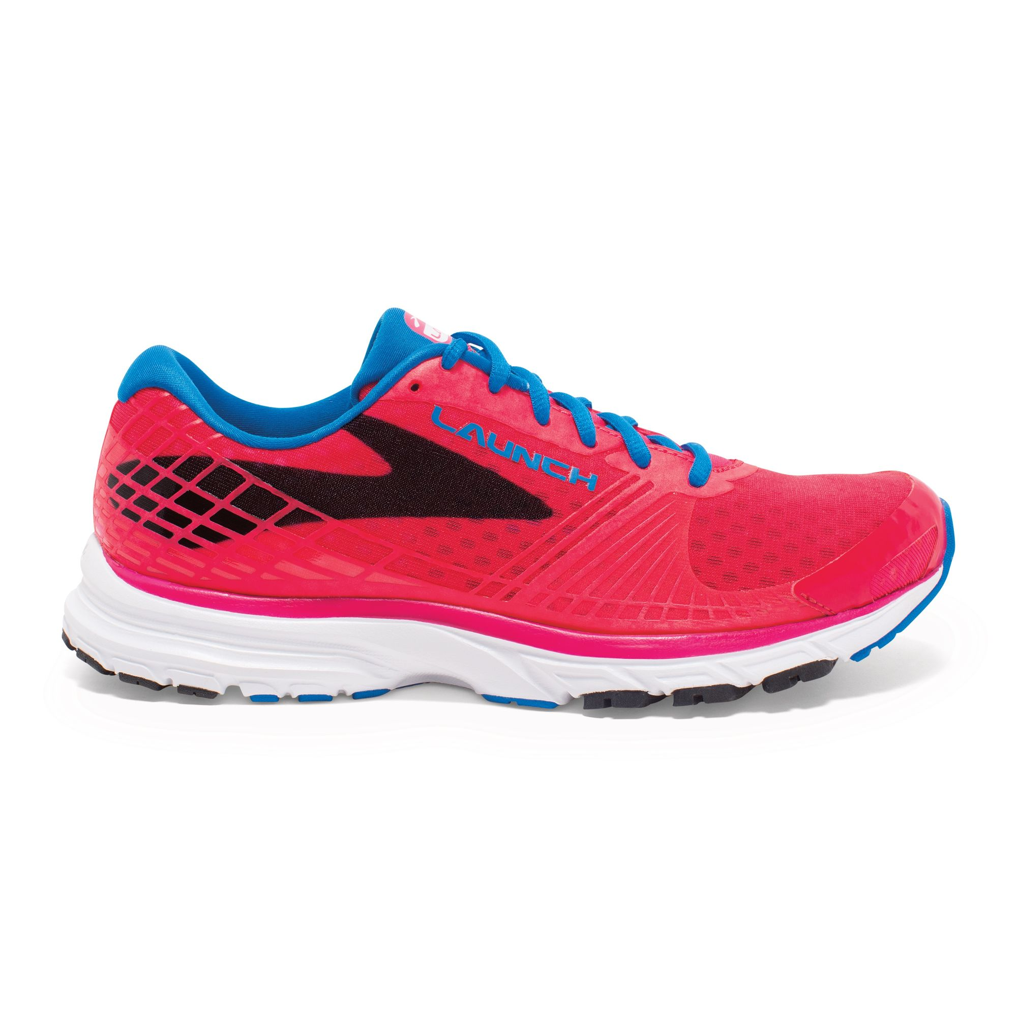 Brooks Lady Launch 3 in Pink