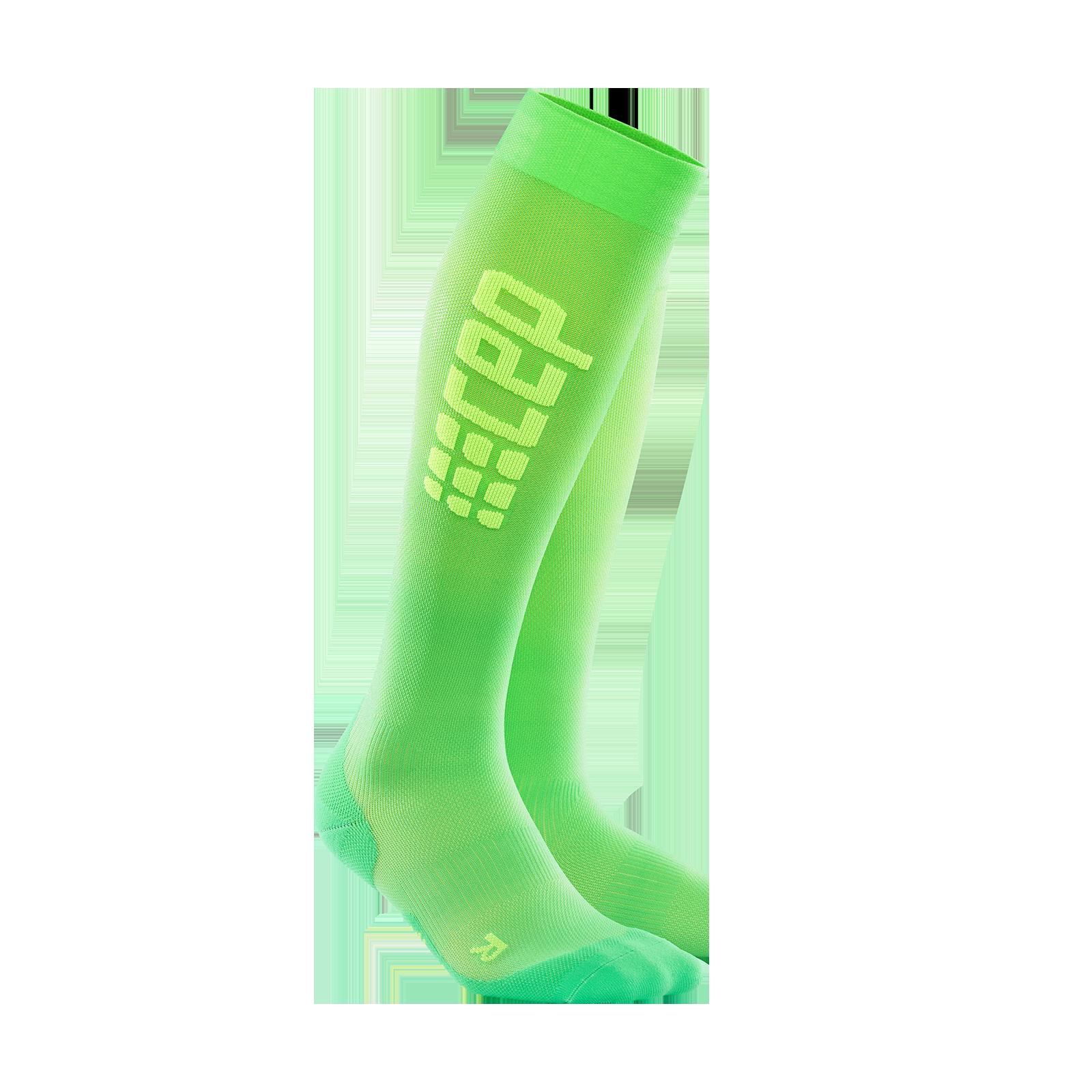 cep Women´s Ultralight Run Socks in Grün