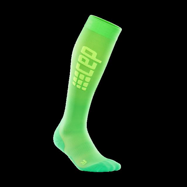 cep Men's Ultralight Run Socks in Grün