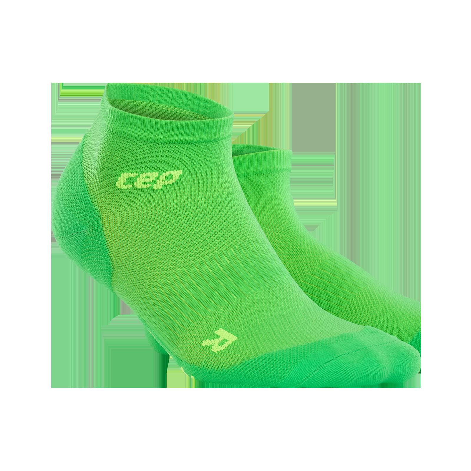 cep Men's Ultralight Low Cut Socks in Grün