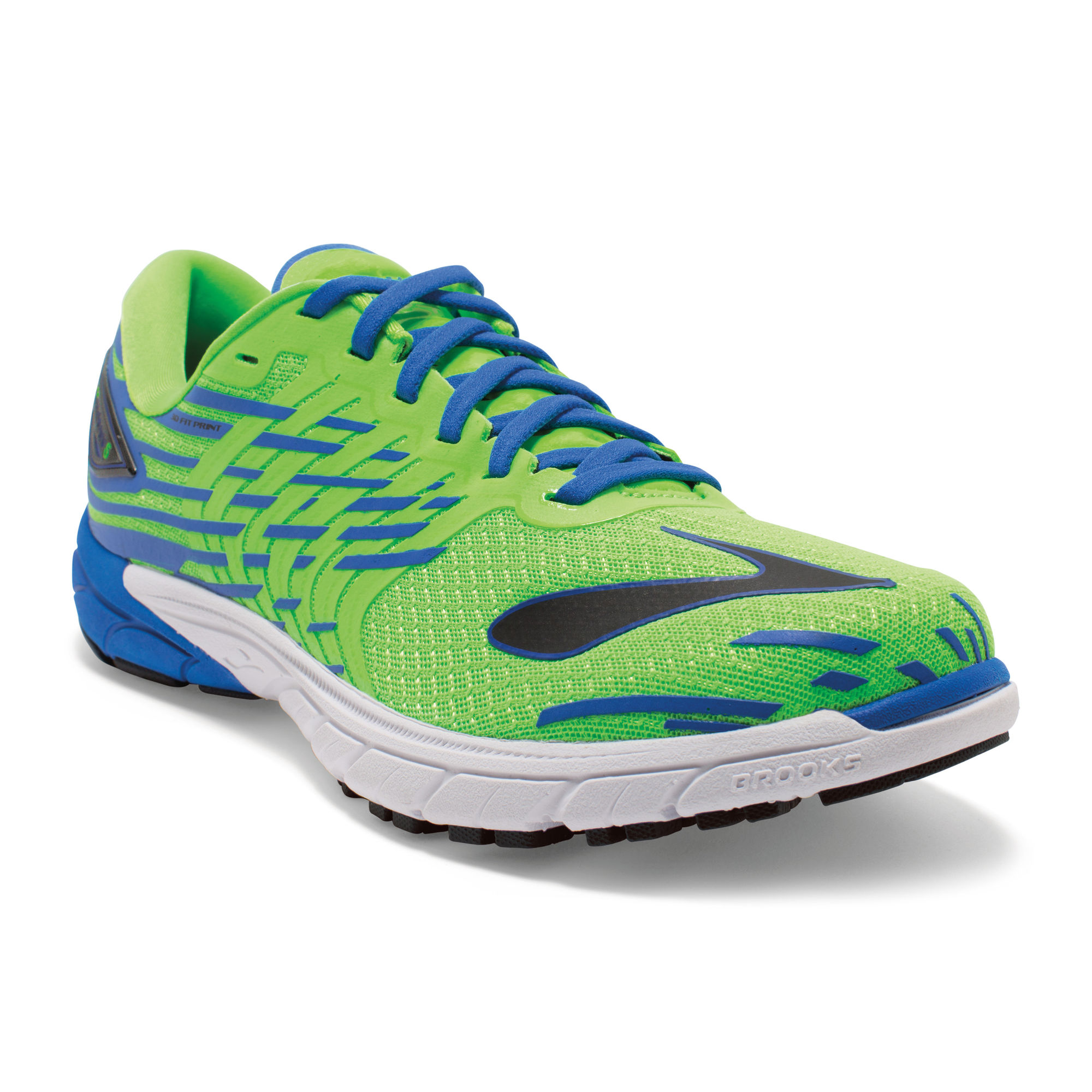 Brooks Pure Cadence 5 in Green Gecko