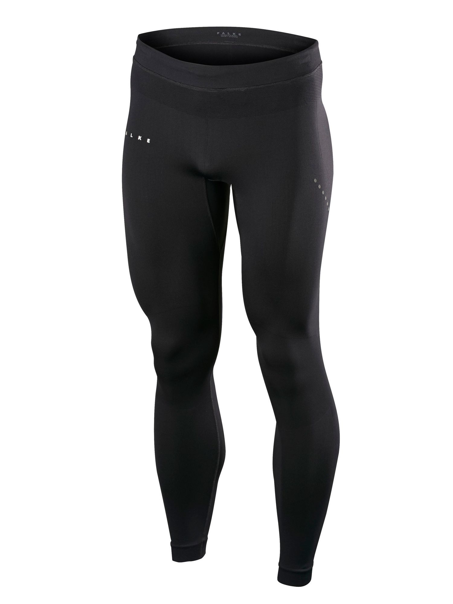 Falke Compression Tights in Schwarz