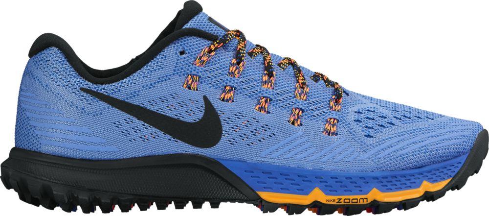 Nike Lady Air Zoom Terra Kiger 3 in Blau