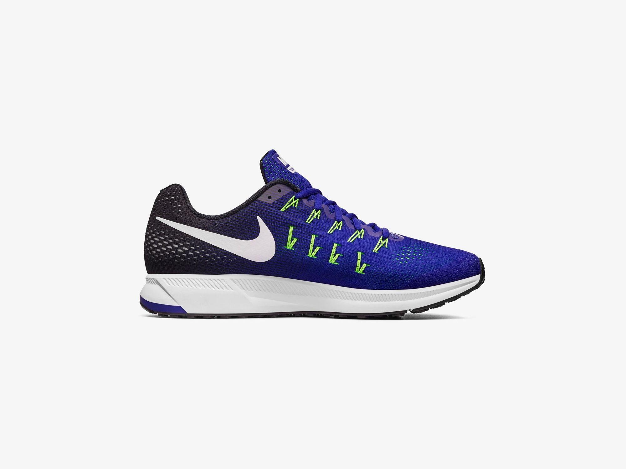 Nike Air Zoom Pegasus 33 in Blau