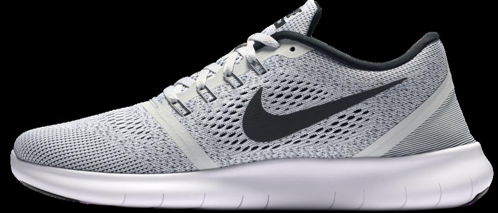 Nike Free Run in Weiß