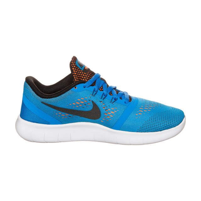 Nike Free Run GS in Blau