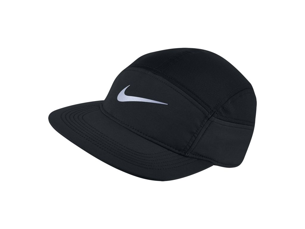 Nike Run Zip AW84 Cap in Schwarz