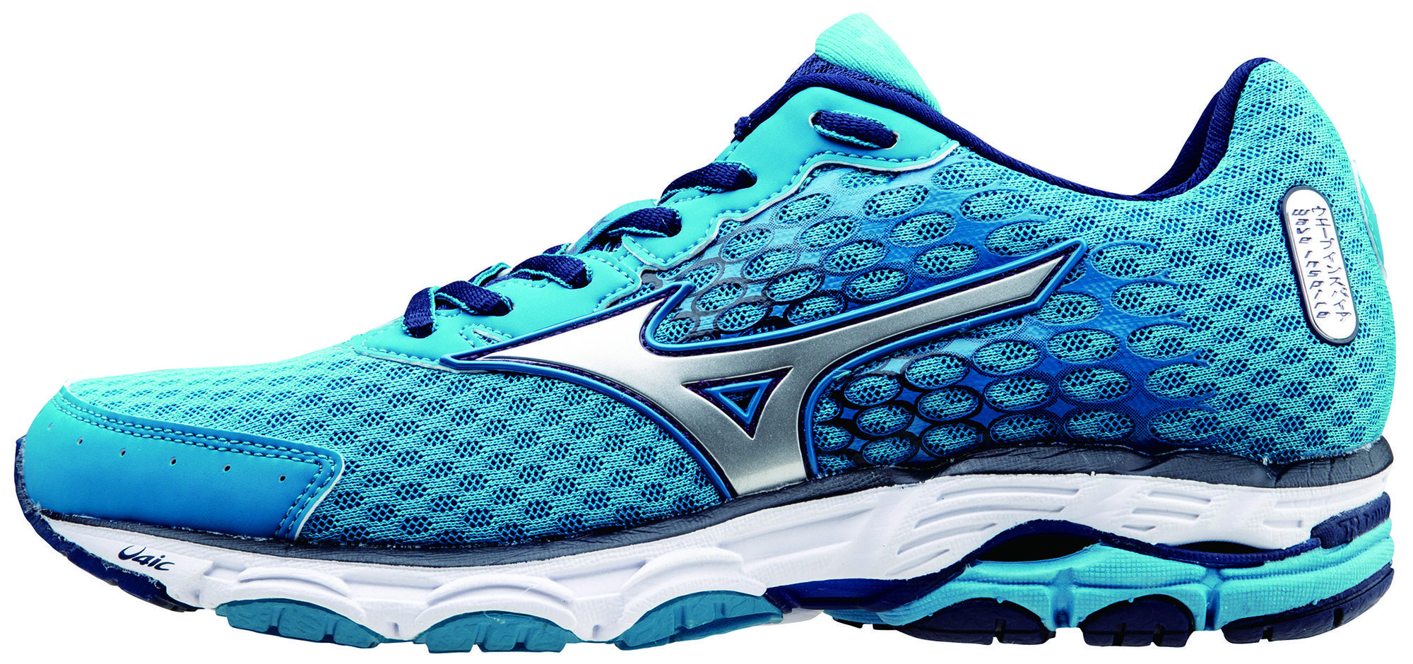 Mizuno Lady Wave Inspire 11 in Blau