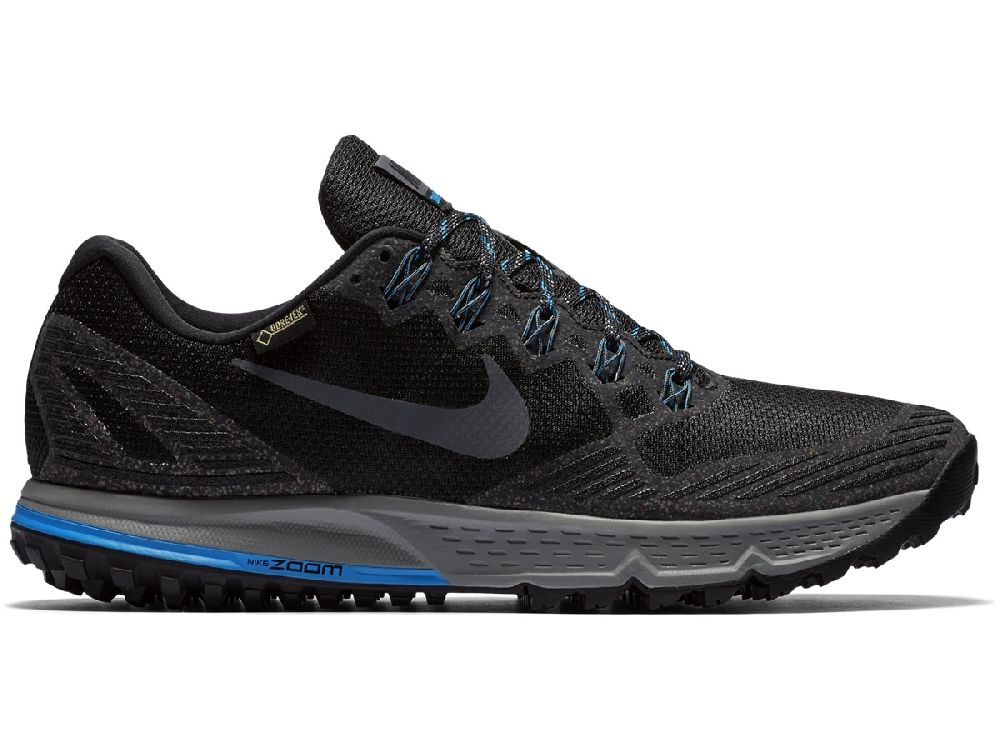 Nike Air Zoom Wildhorse 3 GTX in Schwarz