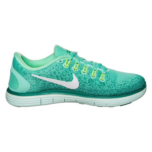Nike Lady Free Distance in Grün