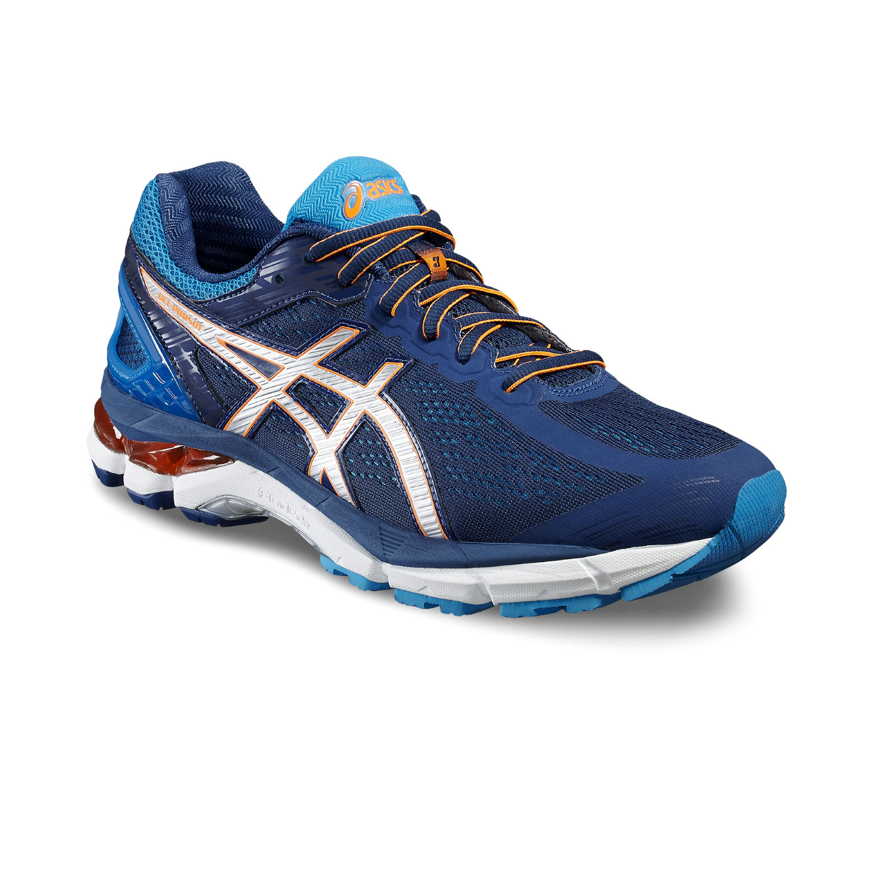 Asics Gel Pursue 3 in Blau