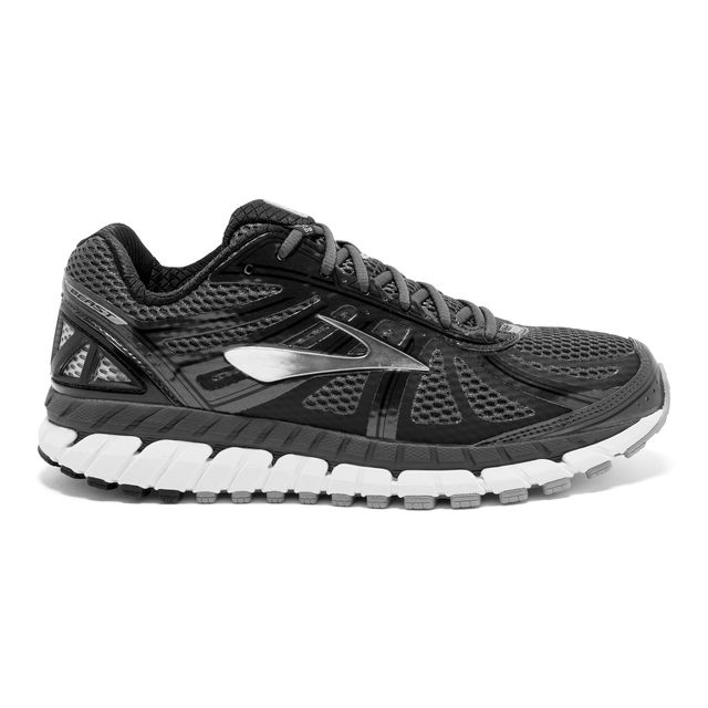 Brooks Beast 16 2E in Schwarz