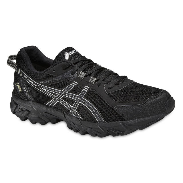 Asics Lady Gel Sonoma 2 GTX in Schwarz
