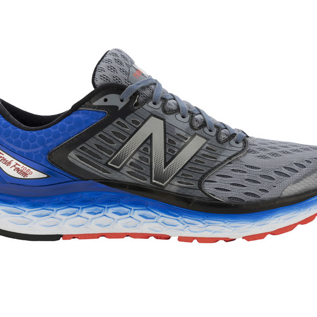 New Balance Fresh Foam 1080 V6 in Silver Blue