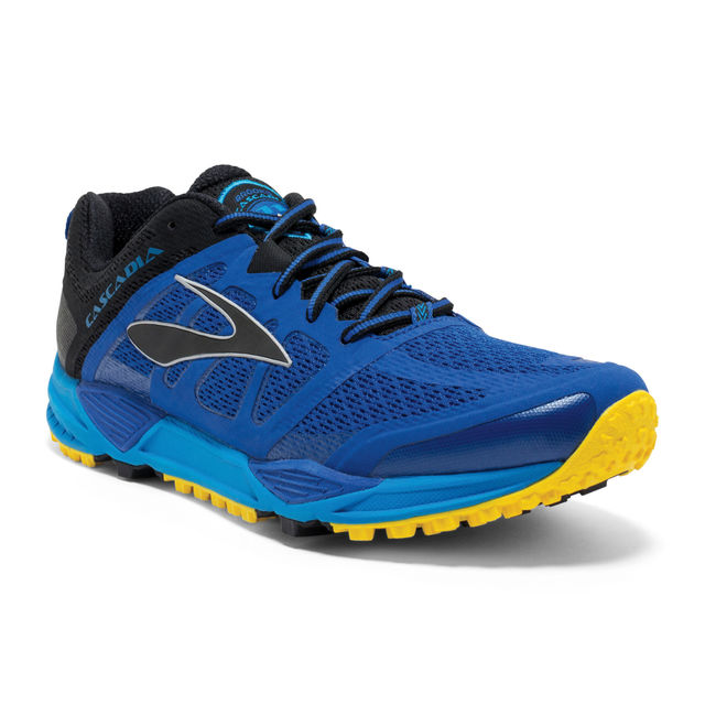 Brooks Cascadia 11 in Blue