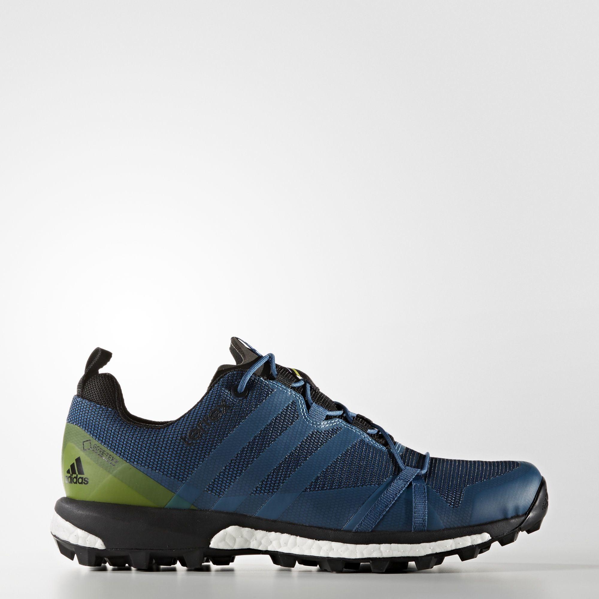 adidas Terrex Agravic GTX in Darkblue