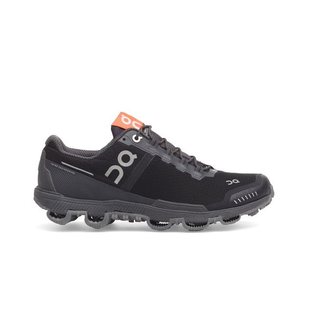On Cloudventure Waterproof in Schwarz