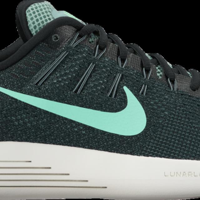 Nike Lunarglide 8 in Schwarz Blau