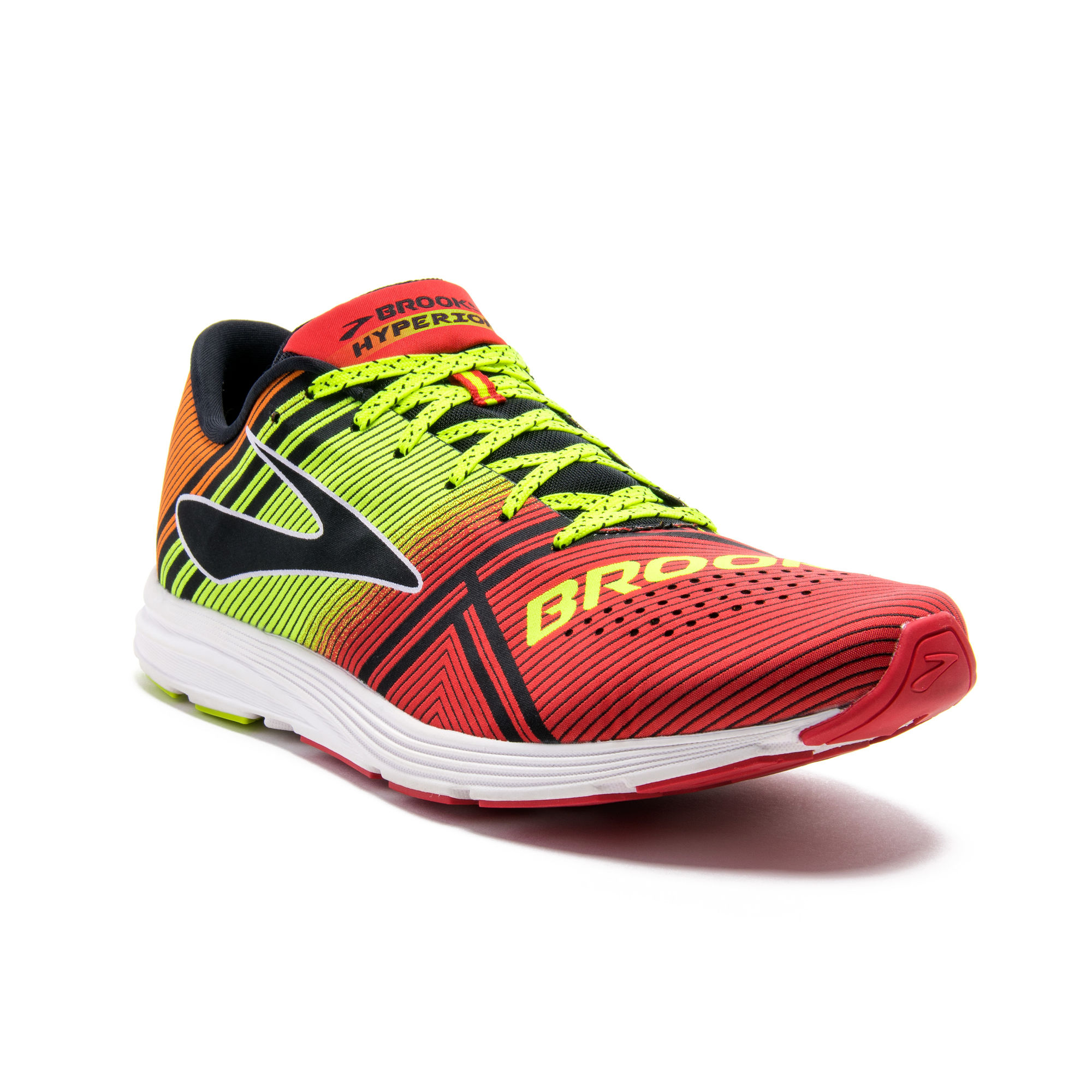 Brooks Hyperion in Red