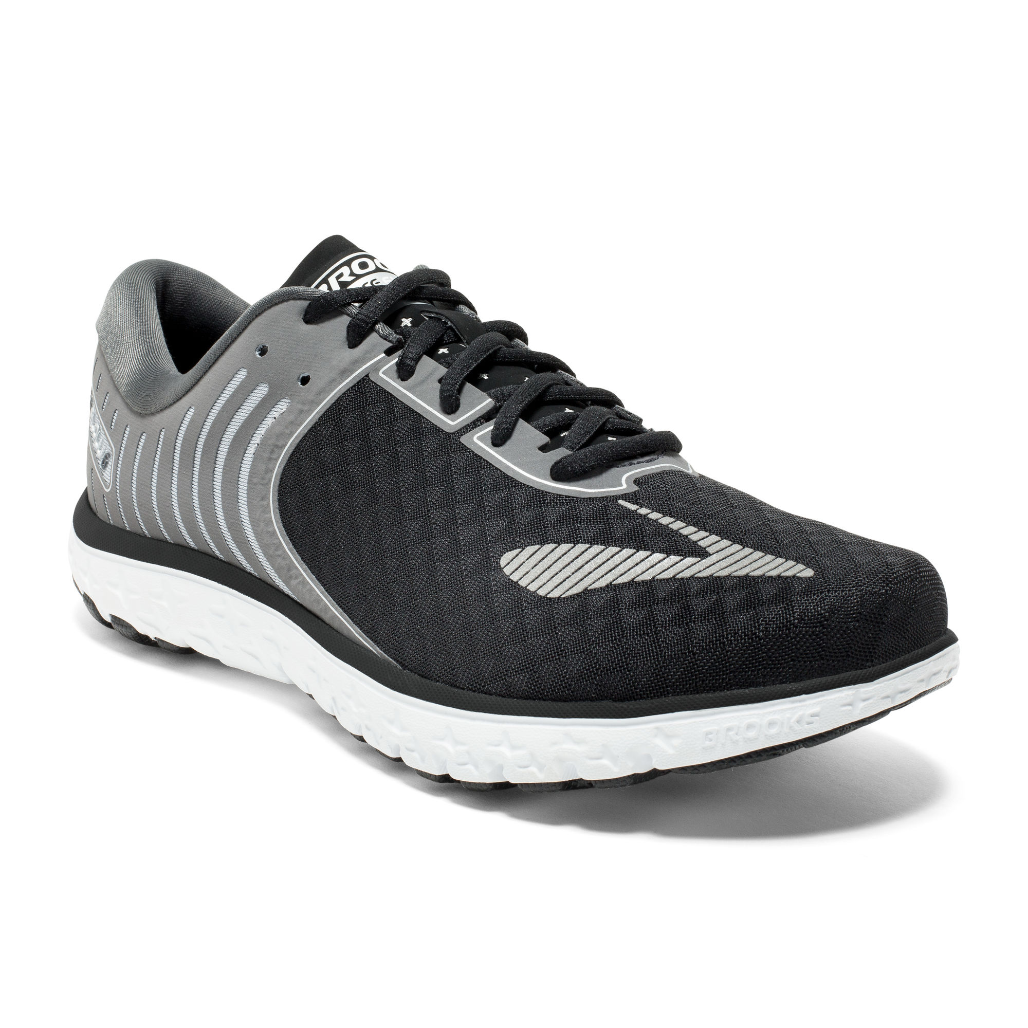 Brooks Lady PureFlow 6 in Schwarz