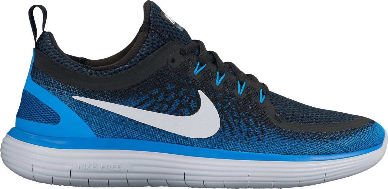 Nike Free RN Distance 2 in Blau